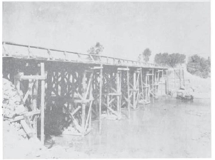 Photo 7 - 337th's bridge at Cecina